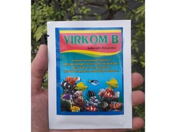 Bán (không thanh toán trực tuyến): Thuốc Trị Nấm VirKom B